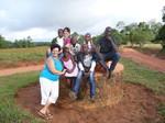 Ausflug zu den Shimba Hills